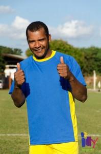 Claudio Valentim dos Santos (Claudinho)