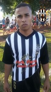 Ozeias Barbosa da Silva (Baianinho)